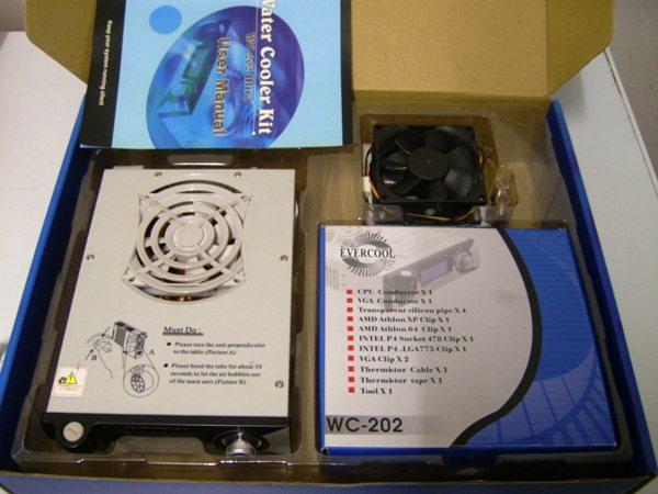 contwb - Recensione - Evercool WC-202 Ultra