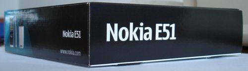 dsc02199 - Recensione - Nokia E51