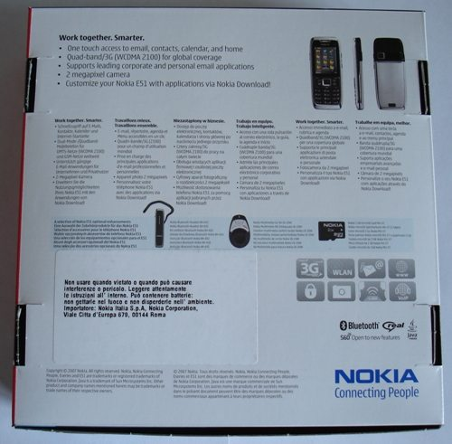 dsc02201 - Recensione - Nokia E51