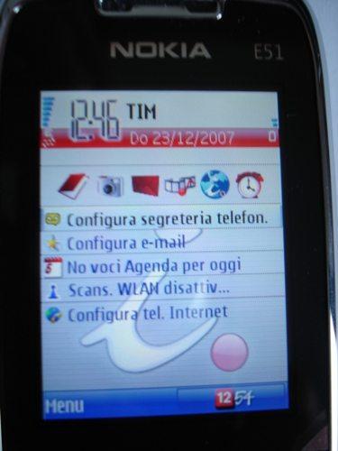 dsc02214 - Recensione - Nokia E51