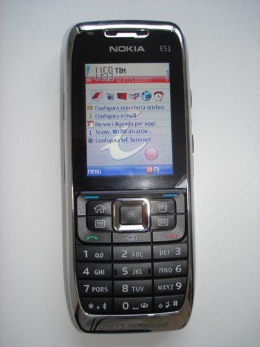 dsc02244 - Recensione - Nokia E51
