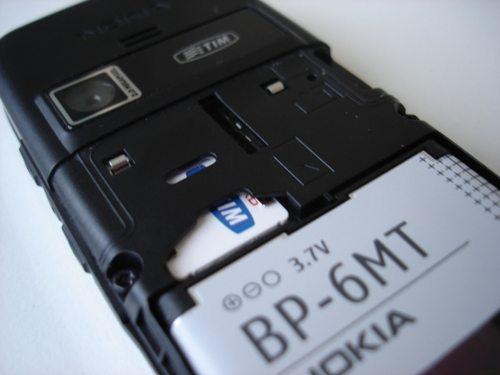 dsc02294 - Recensione - Nokia E51