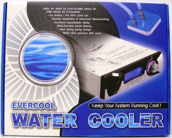frontewb - Recensione - Evercool WC-202 Ultra