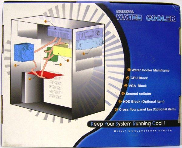 retrowb - Recensione - Evercool WC-202 Ultra
