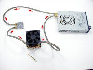 wc k18 - Recensione - Evercool WC-202 Ultra