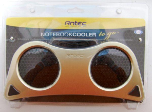 antecfoto1 - Recensione - Notebook Cooler: Antec vs. Evercool
