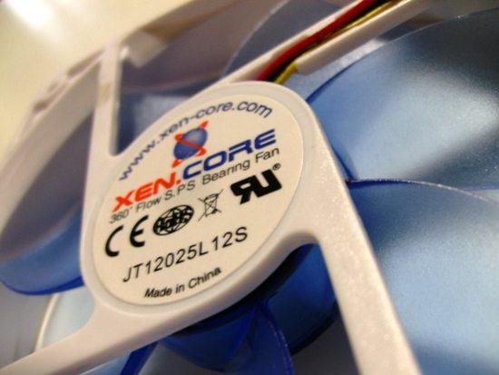 caratt.xencore - Recensione - Noctua vs. Akasa vs. Xen.Core: Ventole da 120mm a confronto
