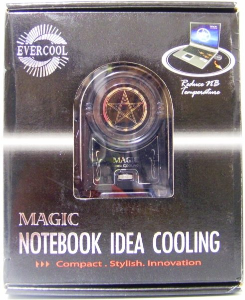 nic1 - Recensione - Notebook Cooler: Antec vs. Evercool