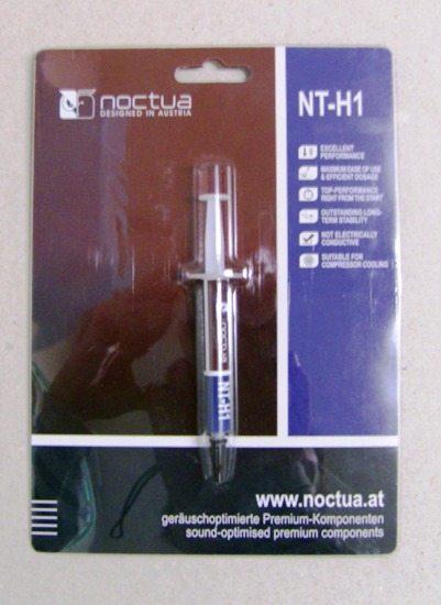 pastatermica1 - Recensione - Noctua NT-H1 vs Tuniq TX-2