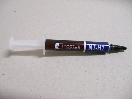 pic 0086 - Recensione - Noctua NT-H1 vs Tuniq TX-2