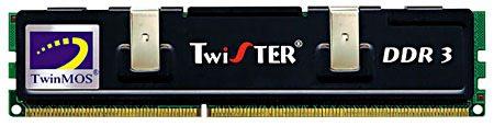 twister ddr3 - TwinMOS TwiSTER DDR3-1600 e DDR3-1800