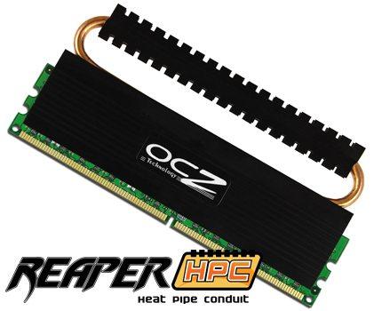 ocz reaper hpc - Quattro nuovi kit DDR3 da OCZ
