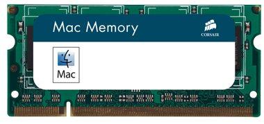 corsair mac sodimm 01 - Corsair rilascia memorie SO-DIMM low-latency