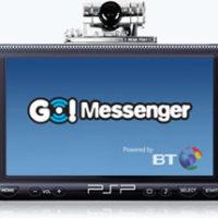 Go! Messenger debutta su PSP