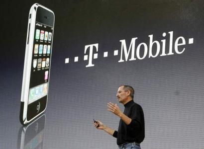 iphone t mobile - iPhone da oggi anche in Austria