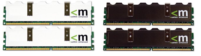 mushkin ddr2 - Mushkin presenta memorie Arctic White e Charcoal Gray EM2-6400 DDR2