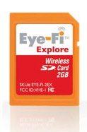 eye fi explore card 01 - Due nuove memorie SD Wi-Fi da Eye-Fi