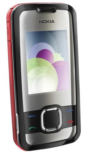 7610 front red closed angle - Nokia presenta i nuovi cellulari Supernova 7210, 7310, 7510 e 7610