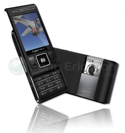 c905 - Fotocamera da 8.1 Megapixel per il nuovo Sony Ericsson C905