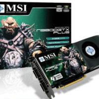 GeForce 9800GTX+ anche da MSI