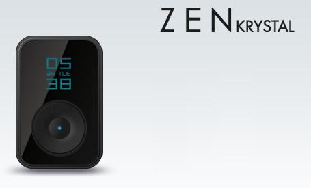 zenkrystal - Krystal, il nuovo lettore MP3 Creative