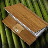 Disponibile da ASUS la prima serie di notebook in Bamboo