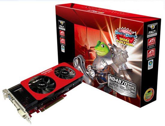 palit radeon hd 4870 sonic 1gb 01 - 1 GB per la Palit HD 4870 Sonic