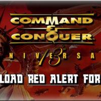 Il primo C&C Red Alert diventa freeware