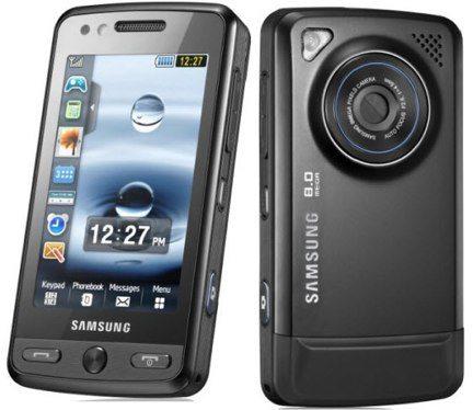 samsungpixonm8800 - Fotocamera da 8 MegaPixel nel nuovo Samsung Pixon M8800