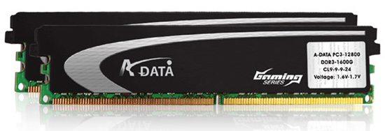 a data ddr3 1600g kit 01 - Nuove memorie Gaming Series da A-DATA