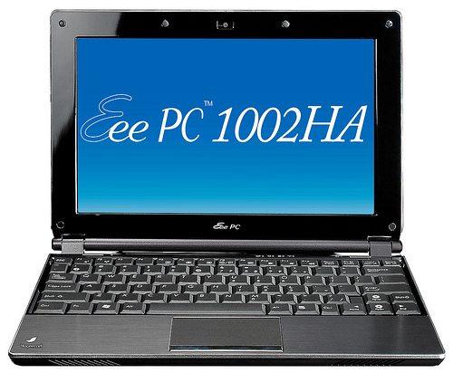 asus eeepc 1002ha 01 - Asus pronta al rilascio dell' Eee PC 1002HA