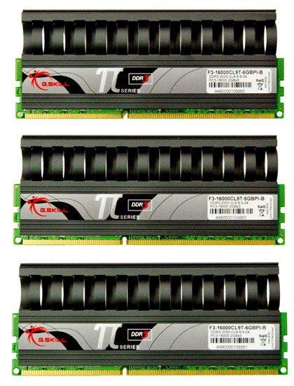 2000 300 - G.Skill presenta nuove memorie DDR3 PI Black Series