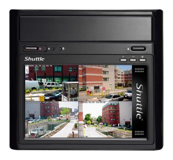 Shuttle d 1416s soluzione completa per la videosorveglianza for Miglior software arredamento interni