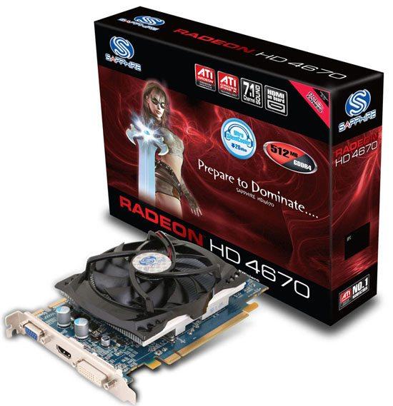 Next: How to install AMD/ATI RV730XT (Radeon HD4670) on
