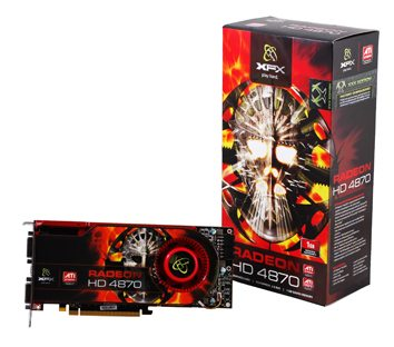 xfx4870 - ATI Radeon HD 4000 disponibili da XFX