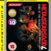Metal Gear Solid 4 disponibile in versione Platinum