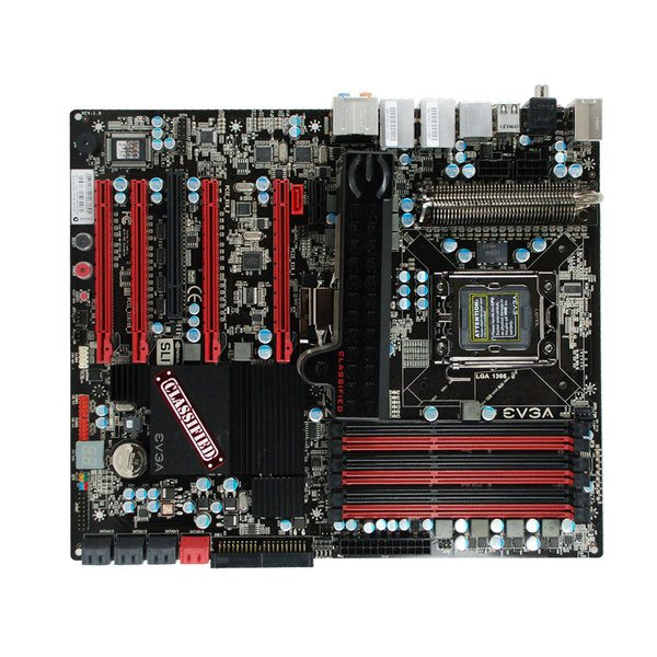 79b - EVGA presenta la motherboard X58 Classified