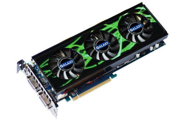 galaxygtx260 - Disponibile da Galaxy una GeForce GTX 260 con 1792MB di memoria
