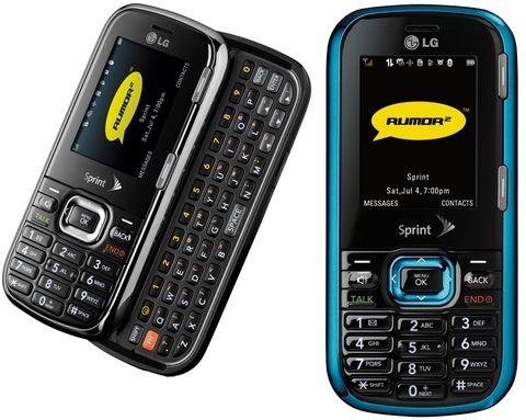 rumor2 - Sprint e LG insieme per il nuovo cellulare Rumor2