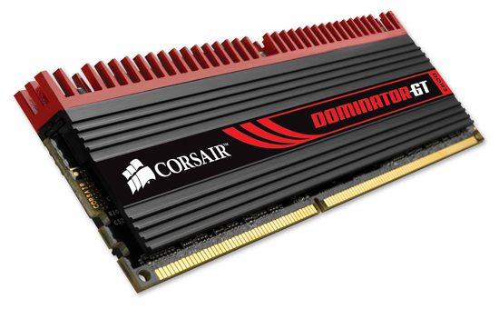 Corsair Dominator GT 01 - Corsair Dominator GT certificate le più veloci memorie Intel XMP
