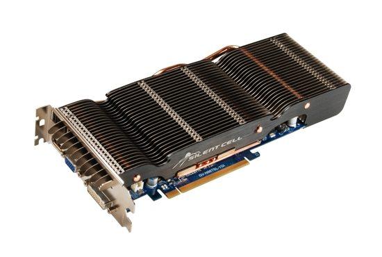 GV N98TSL 1GI - Gigabyte presenta la nuova GeForce 9800GT Silent Cell