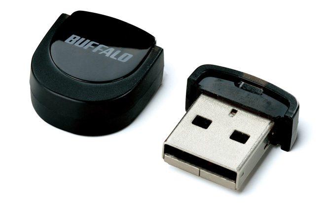 buffalousb - 16GB per la pen-drive Buffalo più piccola al mondo