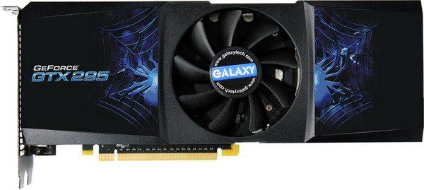 Galaxy GTX 295 OC 2 - Da Galaxy una GeForce GTX 295 Overclocking Edition