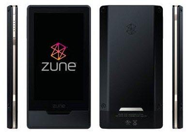 Microsoft Zune HD 08 - Nuove immagini per lo Zune HD
