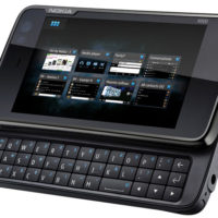 Lancio Ufficiale per il Nokia N900 Internet Tablet