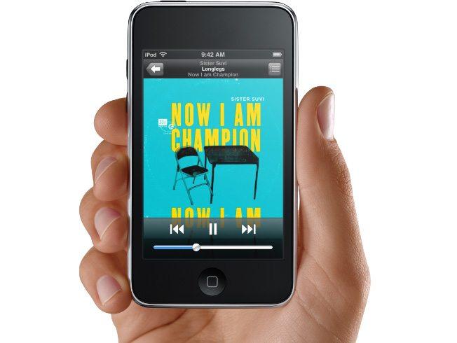 ipodtouchn - Apple: aggiornata la linea di lettori iPod