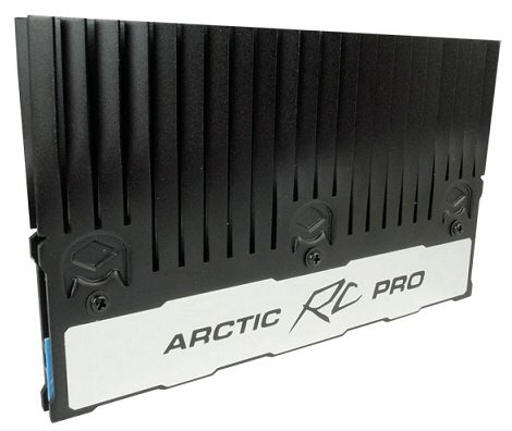 Arctic Cooling Arctic RC Pro 01 - Arctic Cooling presenta il dissipatore per RAM Arctic RC Pro