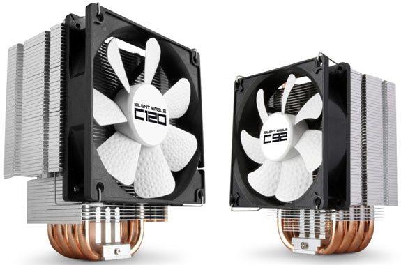 Sharkoon Silent Eagle C120 C92 01 - Sharkoon lancia i nuovi CPU Cooler Silent Eagle