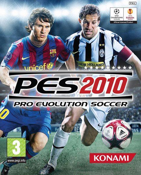 pes2010 copertina - PES 2011: Konami invita a scegliere il giocatore per la copertina