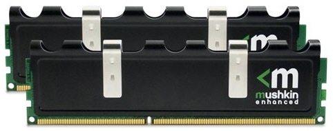 Mushkin Blackline DDR3 dc kit 01 - Da Mushkin nuovi moduli DDR3 Blackline da 2000MHz